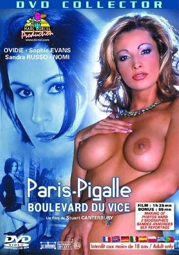 Парижские девчонки на площади Пигаль | Paris-Pigalle Boulevard du Vice