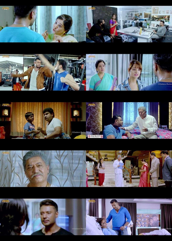 Dum Man Of Power (Tarak) (2018) Hindi - 720p - WEB-HD - AVC - AAC-Exclusive