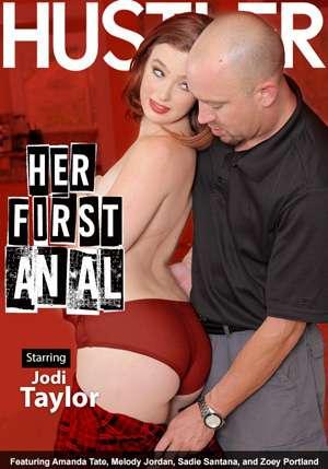 Ее Первый Анал | Her First Anal
