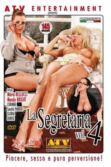 Секретарь 4 | La Segretaria 4