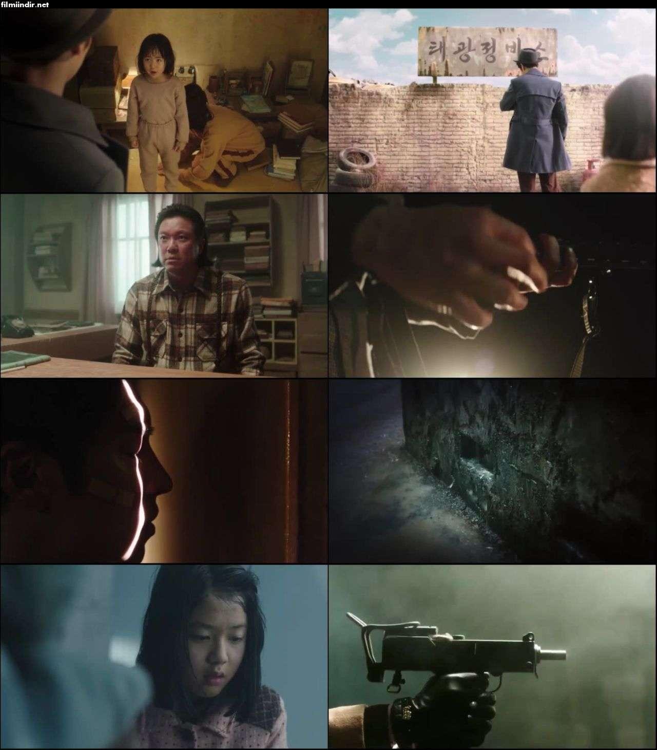 Özel Dedektif - Phantom Detective 2016 türkçe dublaj film indir