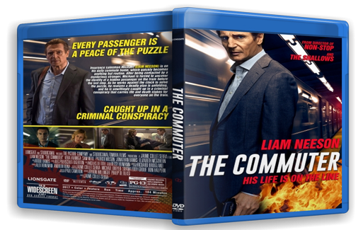 Re: The Commuter / Cizinec ve vlaku  (2018)