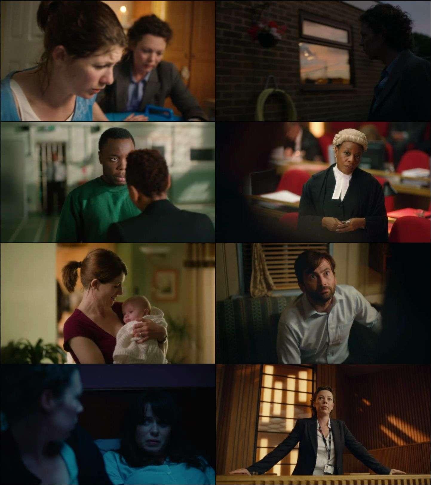Broadchurch (2013–) Yabancı Dizi 1. Sezon tüm bölümler türkçe dublaj indir