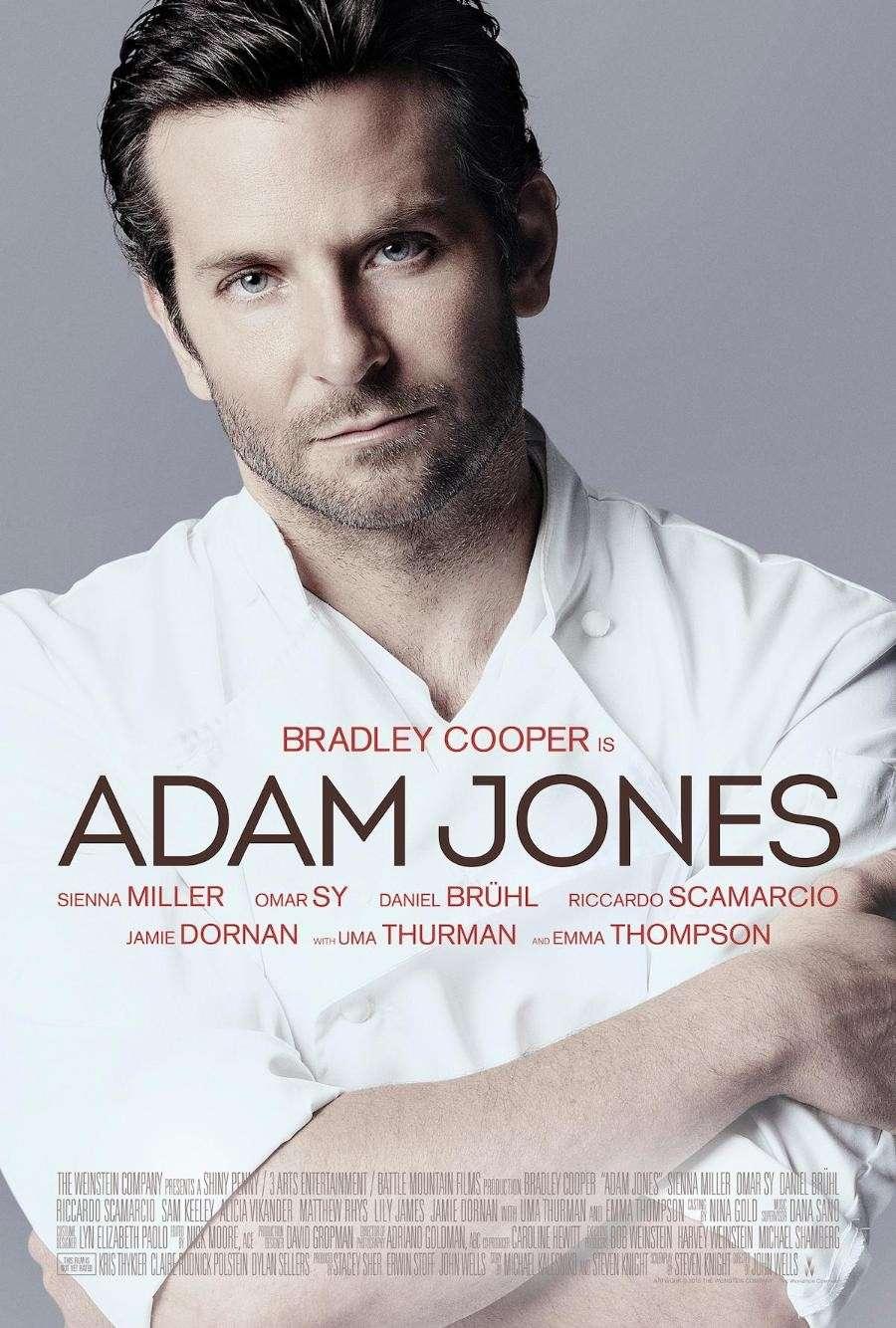 Шеф Адам Джонс | Blu-Ray 1080p | RUS Transfer | Лицензия