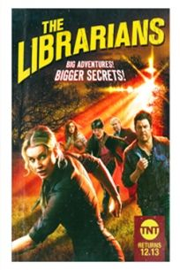 download series The Librarians S04E08 And the Hidden Sanctuary