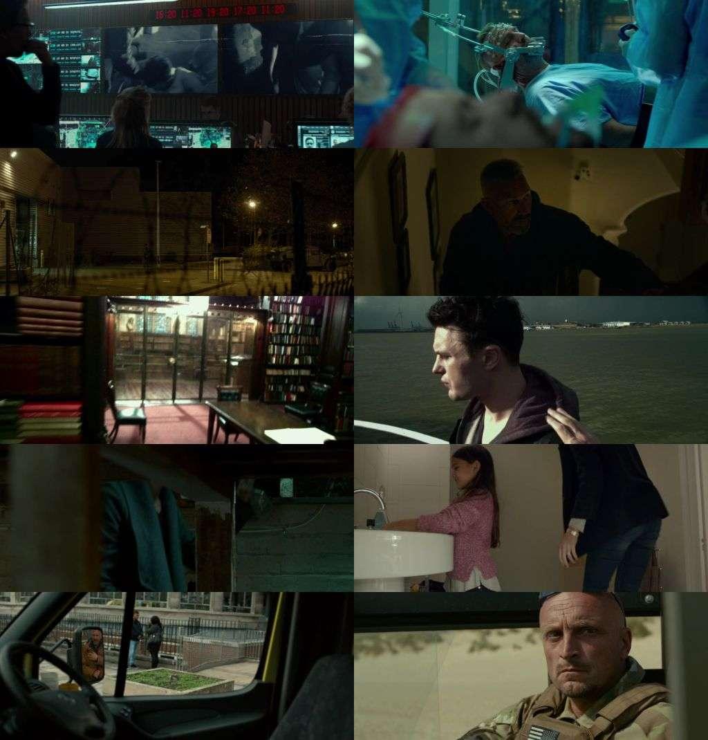 Criminal (2016) Hindi - 720p - BluRay - x264 - DD5.1 - AbhiSona