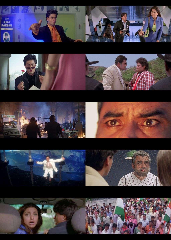 Phir Bhi Dil Hai Hindustani (2000) 1080p WEB-DL DDP 5.1-TeamSunny