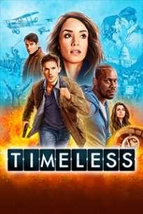 download series Timeless S02E09-E10 The General / Chinatown [SEASON FINALE]