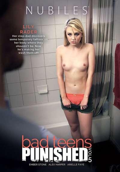 Постер:Наказание Плохих Подростков 5