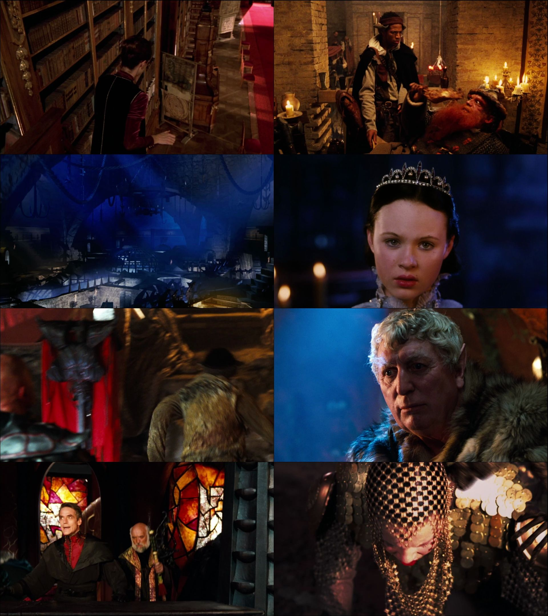 Zindan Ve Ejderha - Dungeons & Dragons (2000) türkçe dublaj film indir
