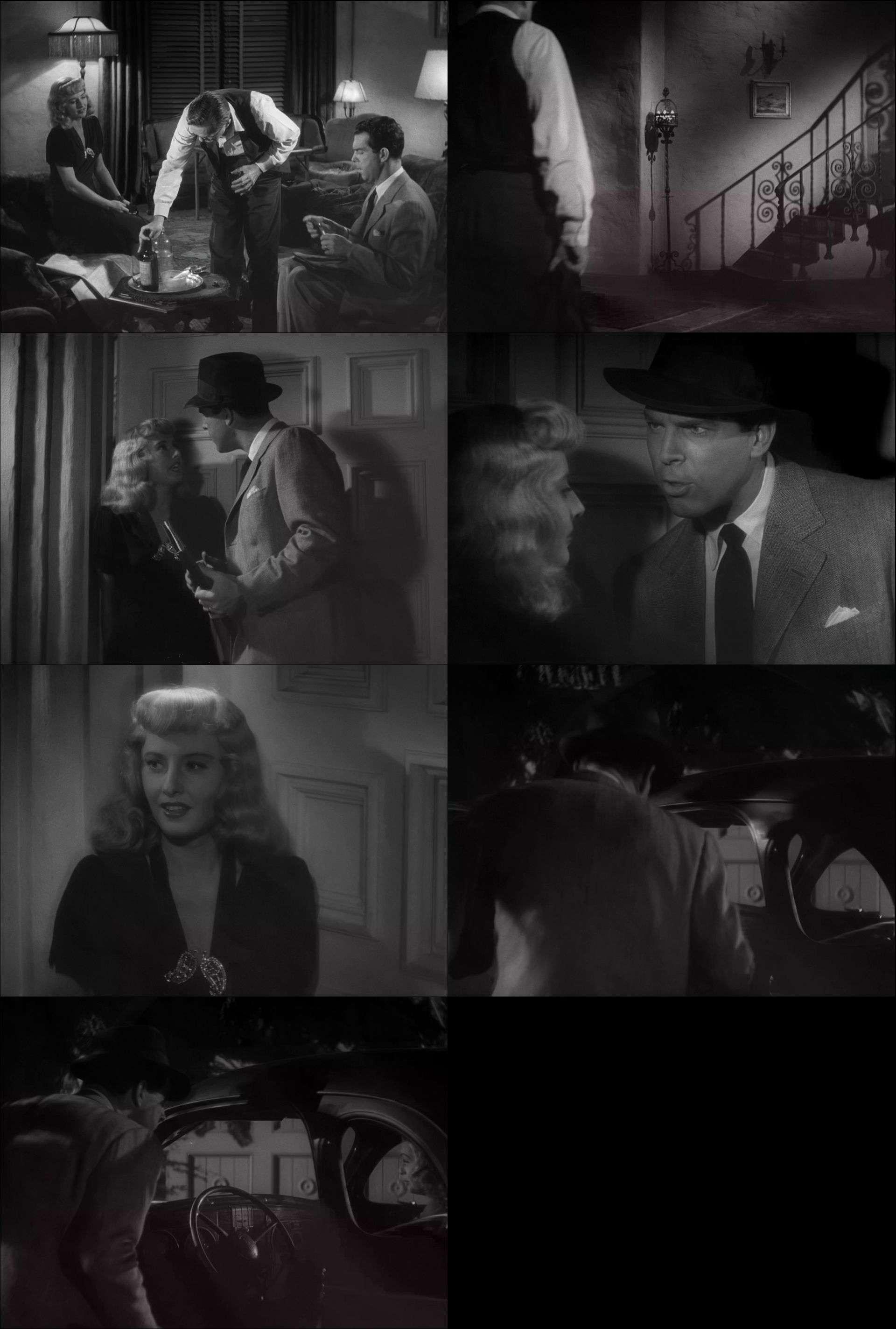 Çifte Tazminat - Double Indemnity (1944) türkçe altyazılı film indir