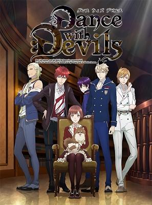 Танец с дьяволами [01-12 серии из 12] | HDTVRip 720p | AniDUB