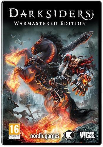 Darksiders Warmastered Edition   PC   RePack от =nemos=