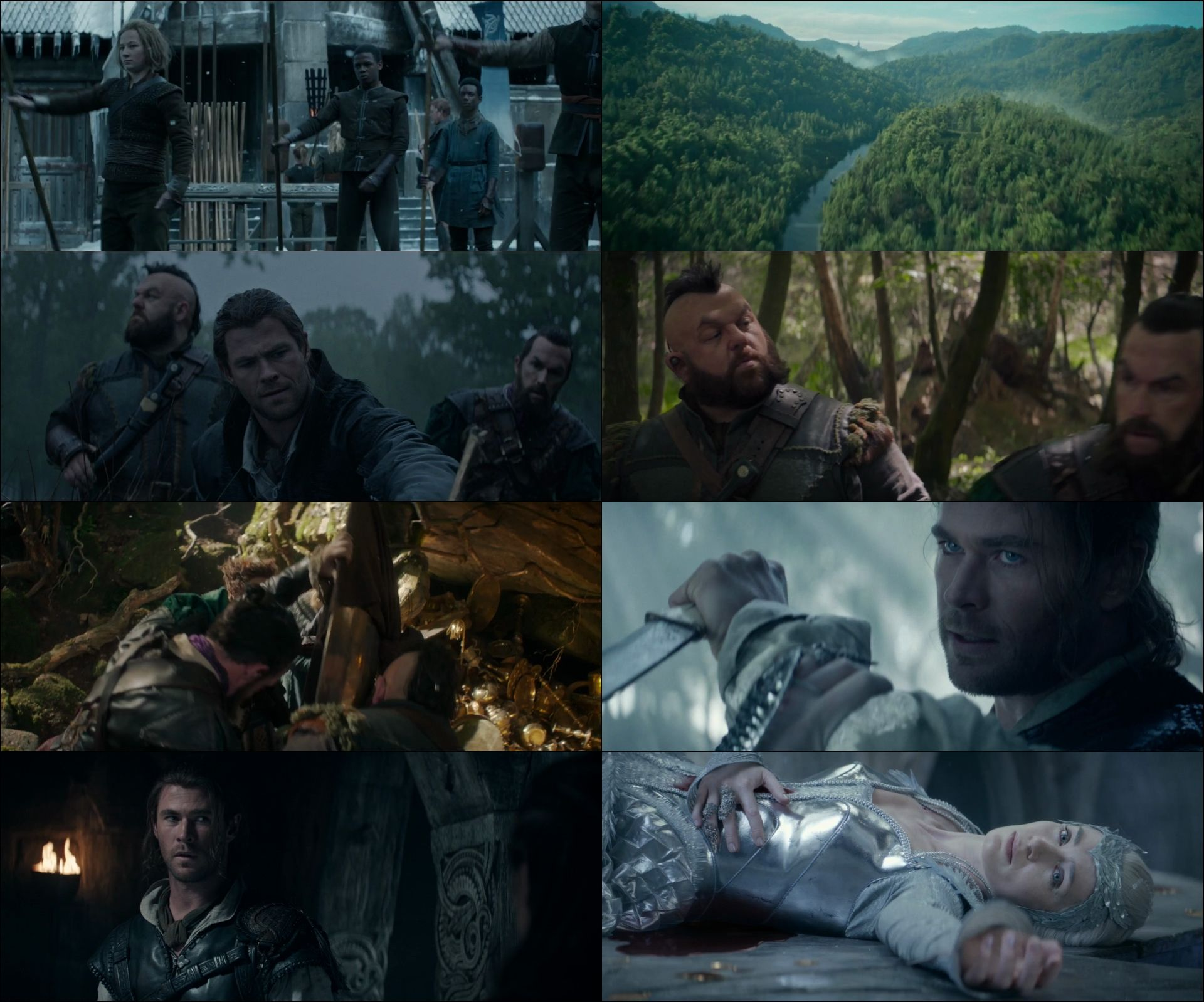 Avcı: Kış Savaşı - The Huntsman: Winter's War (2016) türkçe altyazılı film indir