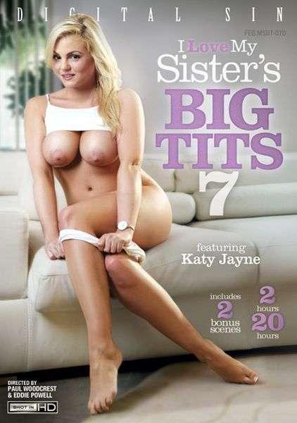 Я Люблю Большие Сиськи Моей Сестры 7 | I Love My Sister's Big Tits 7