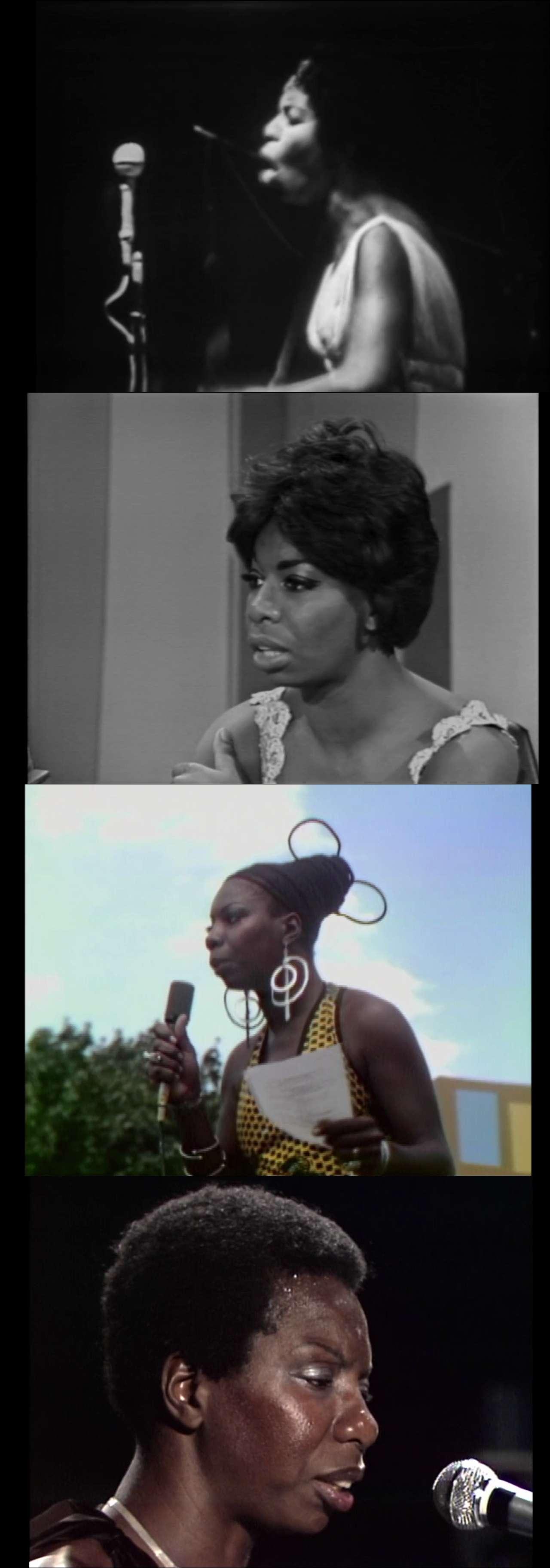 Miss Simone'a Ne Oldu - What Happened, Miss Simone? (2015) türkçe dublaj belgesel indir