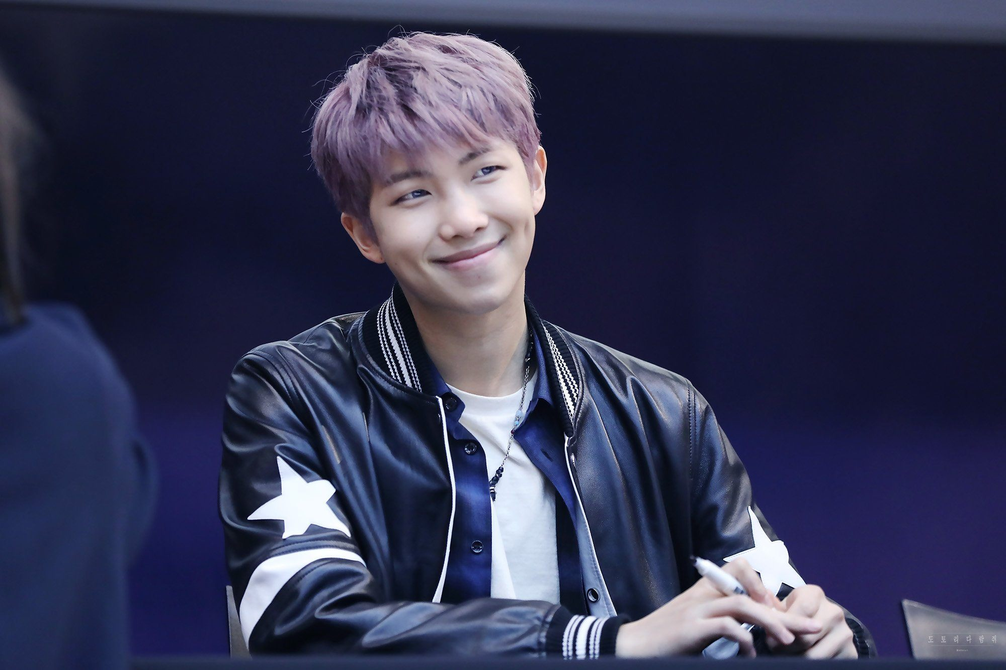 Rap Monster Revealed To TIME Magazine How He Struggles To Talk To ARMY