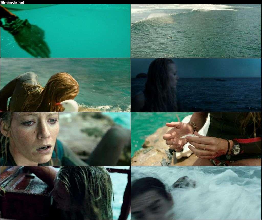 The Shallows - Karanlık Sular (2016) türkçe dublaj film indir