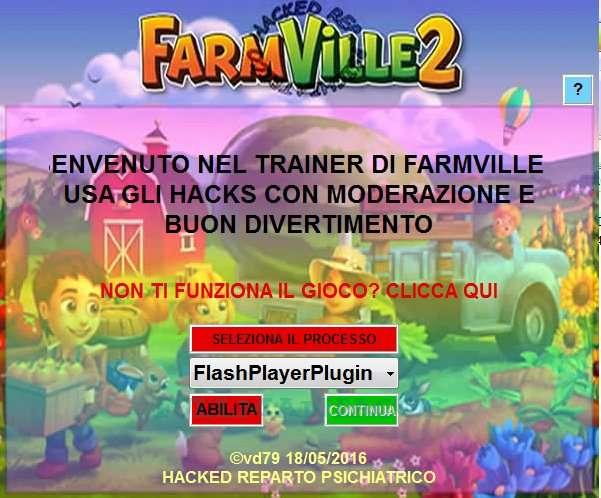 Actualizacion FV2 Trainer Hack By VD 79