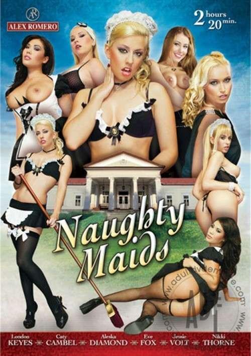Непослушные горничные | Naughty Maids