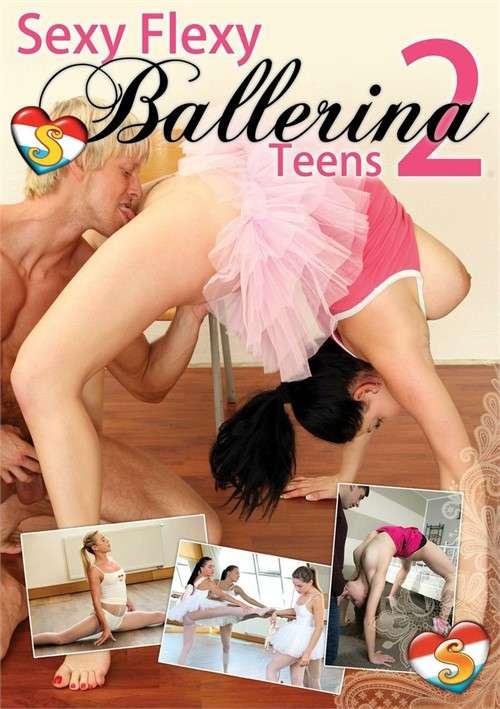 Сексуальные Гибкие Балерины 2 | Sexy Flexy Ballerina Teens 2