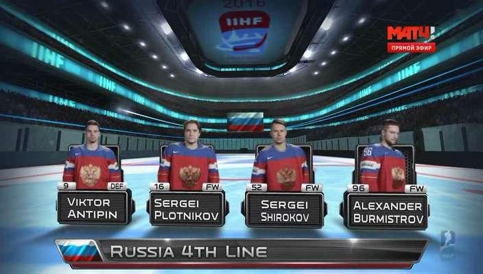 Хоккей. Чемпионат Мира 2016. Все матчи! [64 из 64] | HDTVRip