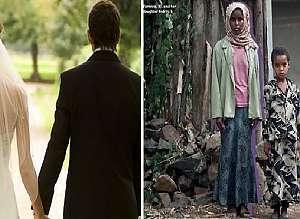 (눈물주의) 12살에 결혼하고, 임신하고, 버려진 소녀