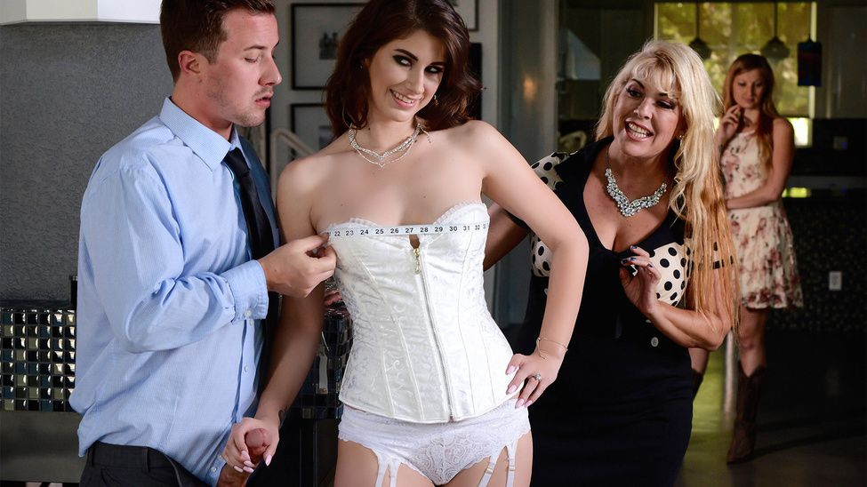 Karina White (Say Yes To Getting Fucked In Your Wedding Dress) |