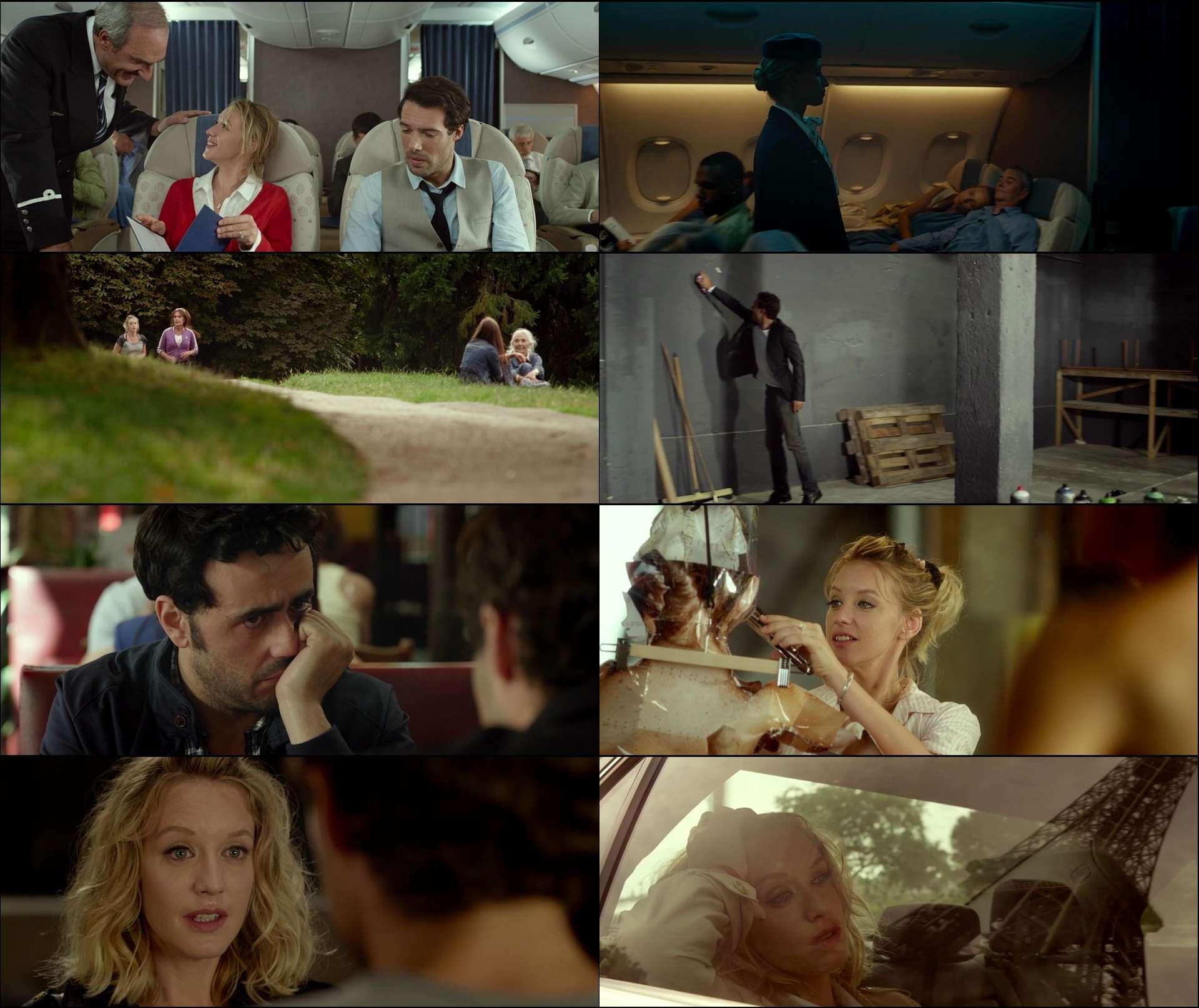Havada Aşk Var (2013) türkçe dublaj film indir