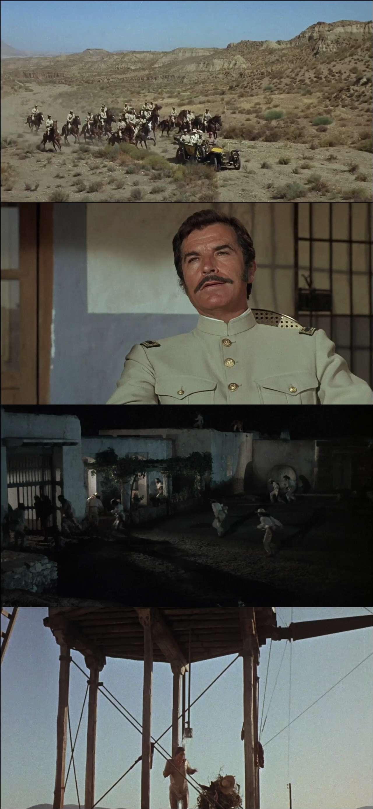Ölümden Korkmayanlar - 100 Rifles (1969) türkçe dublaj film indir