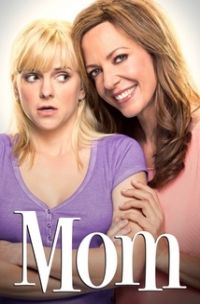 download series Mom S05E02 Fish Town and Too Many Thank You's