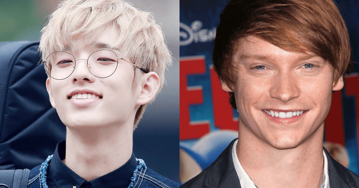 Day6 Jae Catches Attention From Disney Star Calum Worthy