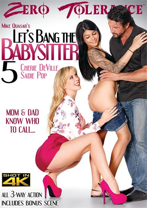 Давай Трахнем Нянечку 5 | Let's Bang The Babysitter 5