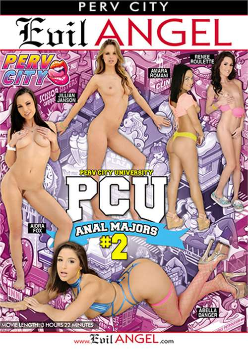 Perv City Университет: Главные По Аналу 2 | Perv City University Anal Majors 2