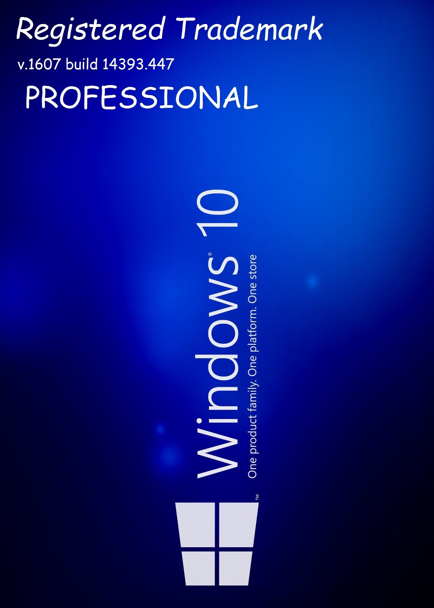 Windows 10 Pro Registered Trademark v1607 14393.447_update_21.11.16