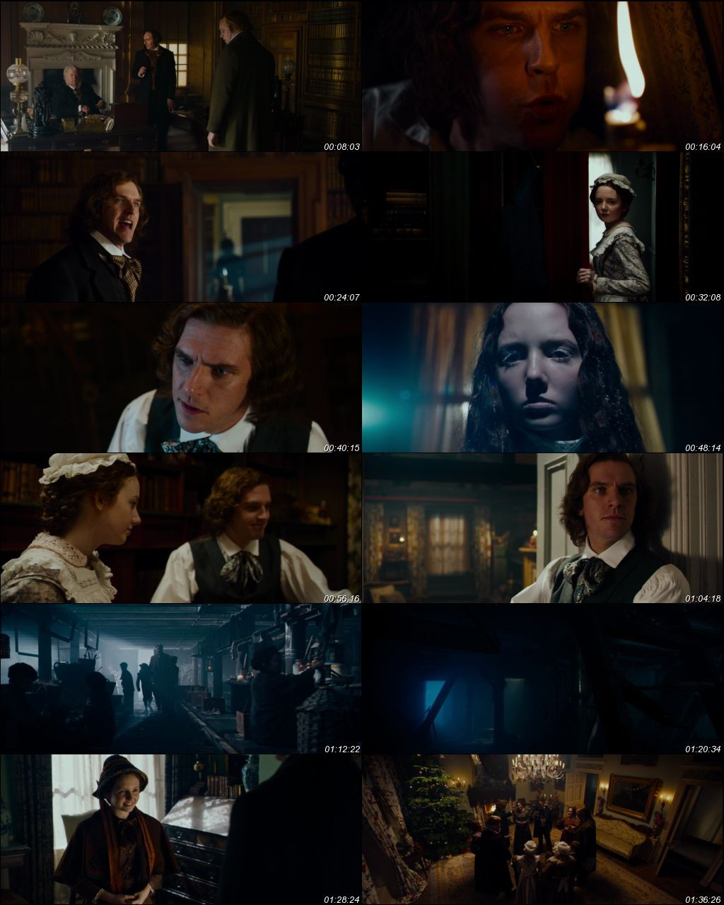 The Man Who Invented Christmas 2017 1080p WEB-DL DD5 1 H264-FGT
