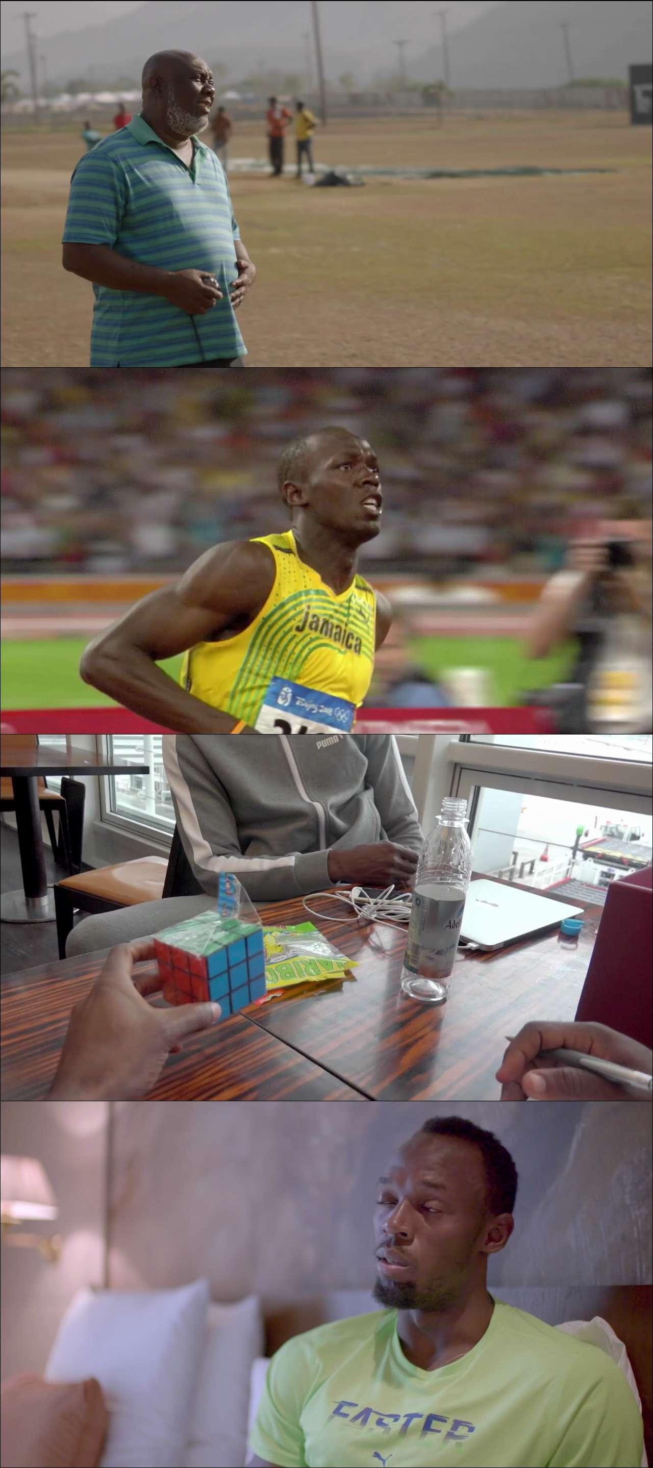 I Am Bolt (2016) türkçe dublaj belgesel film indir