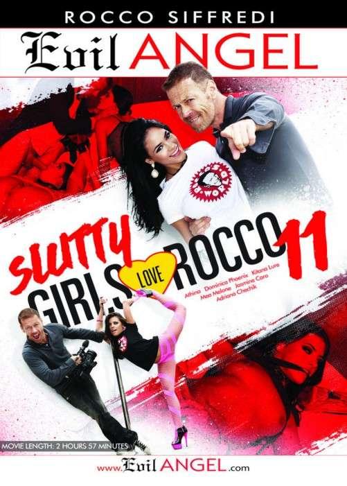 ��������� ������� ����� Rocco 11 | Slutty Girls Love Rocco 11