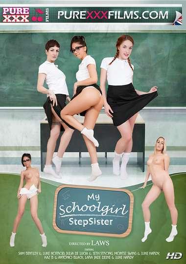 Моя Сводная Сестра Школьница | My Schoolgirl Stepsister