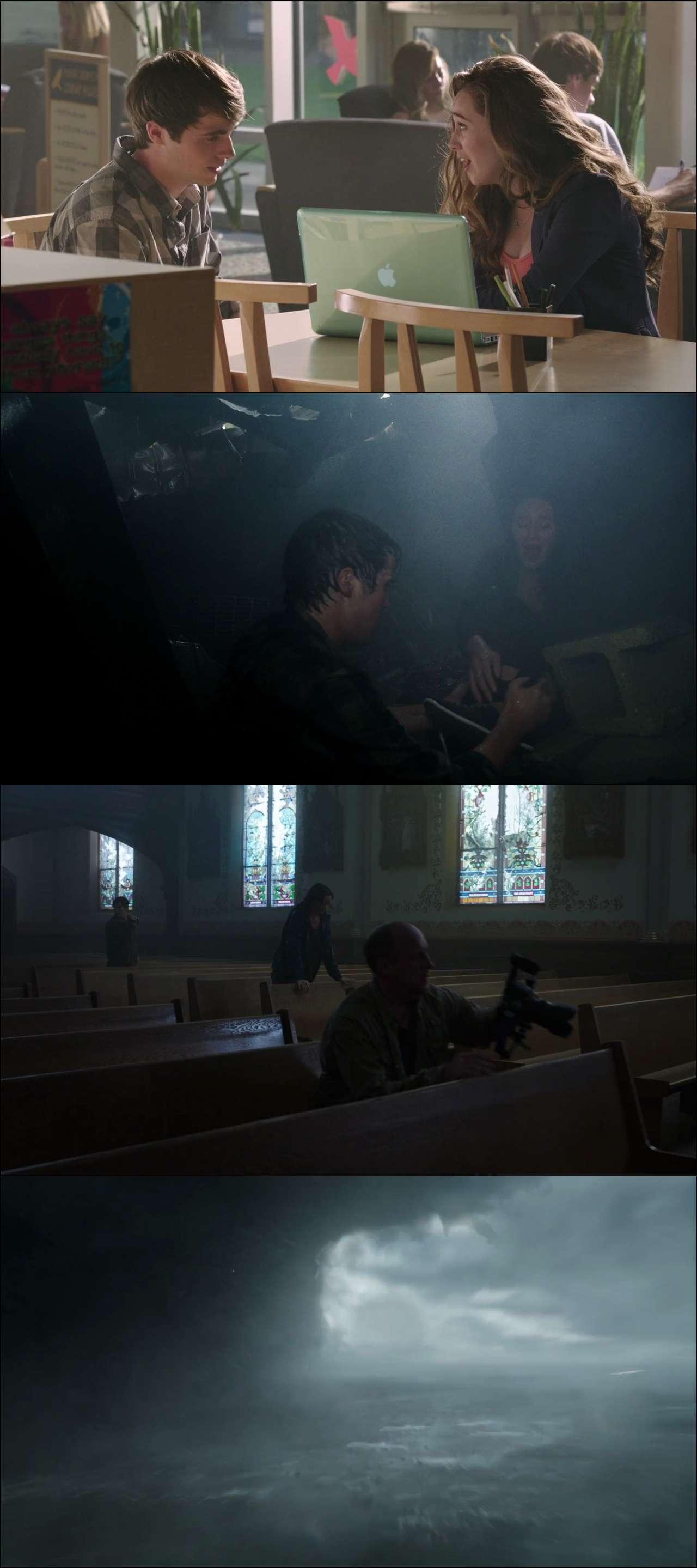 Fırtınanın İçinde - Into the Storm (2014) full türkçe dublaj film indir