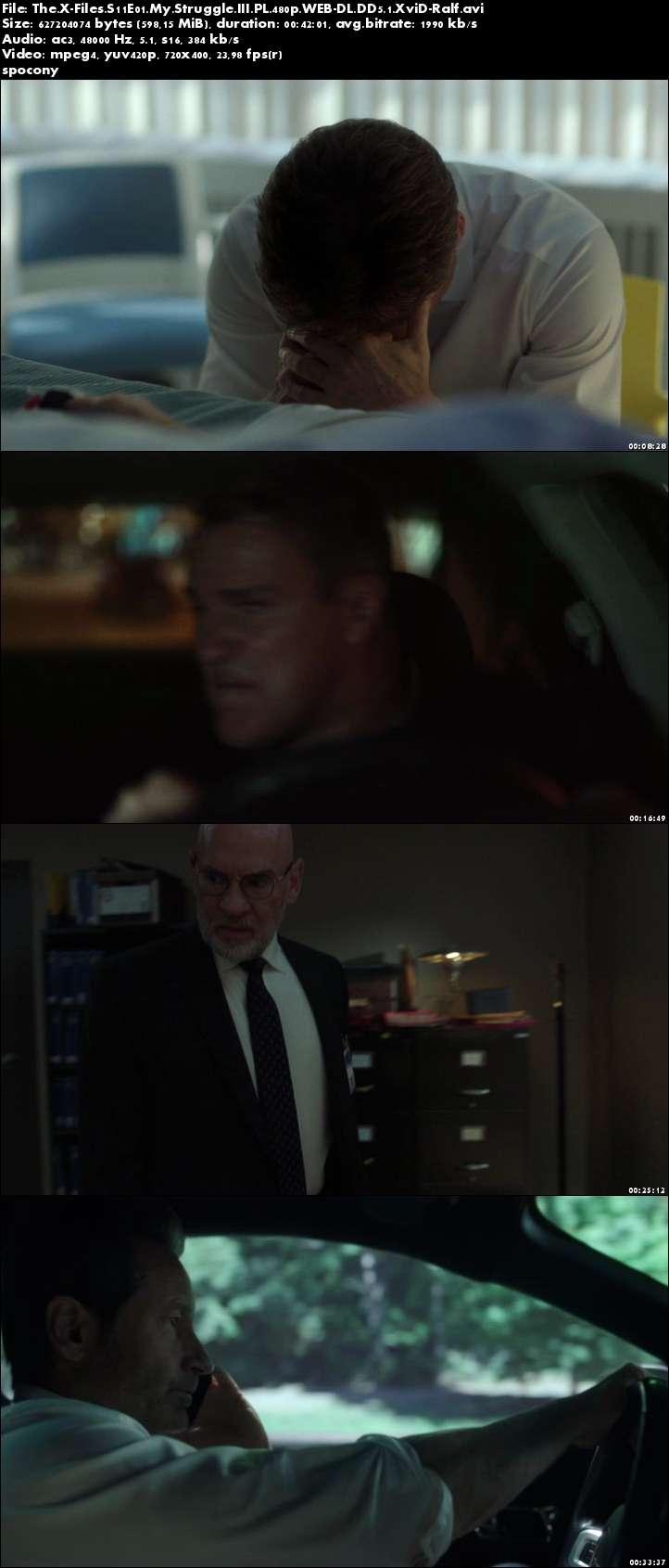 Z archiwum X / The X Files (2018) {sezon 11} (Pełen sezon) PL.480p.WEB.XviD-Ralf [Lektor PL]