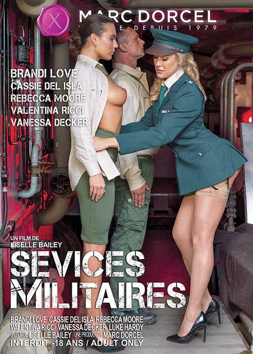Услуги Военных | Sevices Militaires