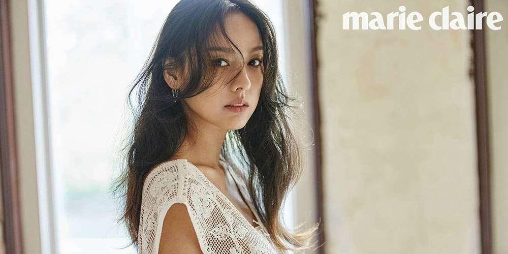 Lee Hyori Looks Stunning For Marie Claire Kpoplike