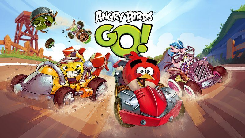 Angry Birds Go! v1.3.2 | Android