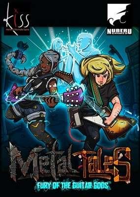 Metal Tales: Fury of the Guitar Gods | PC | Лицензия