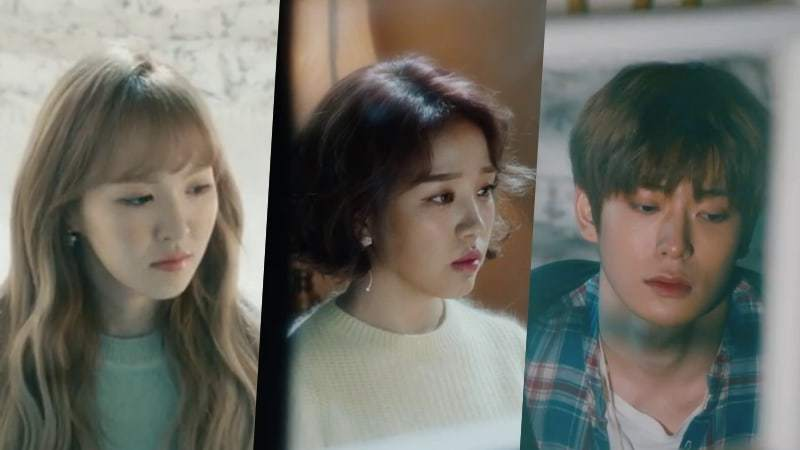 "Watch: Red Velvet's Wendy And Baek A Yeon Sing About ""The Little Match Girl"" In MV Featuring NCT's Jaehyun"