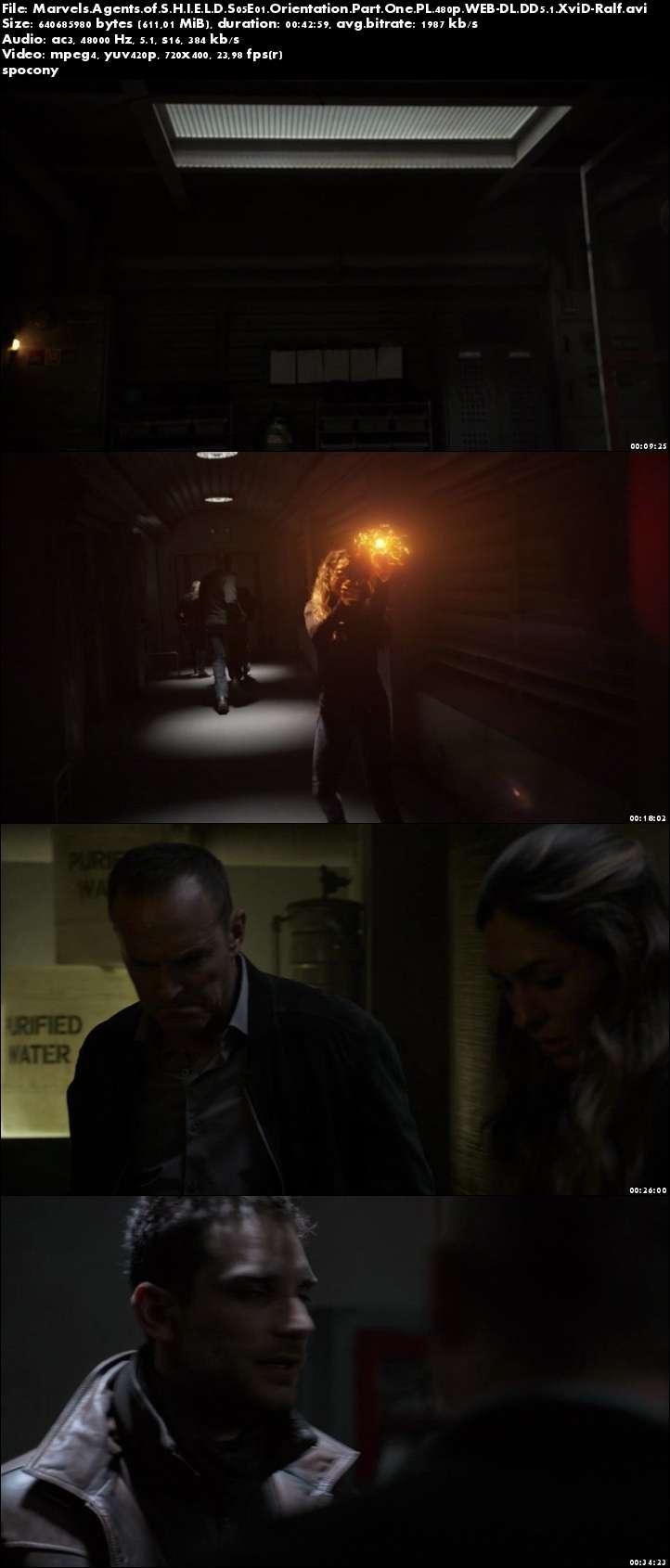 Agenci T.A.R.C.Z.Y. / Marvel's Agenci T.A.R.C.Z.Y. / Marvel's Agents of S.H.I.E.L.D. (2017) {Sezon 5} (Pełen sezon) PL.480p.WEB-DL.XviD-Ralf [Lektor PL]