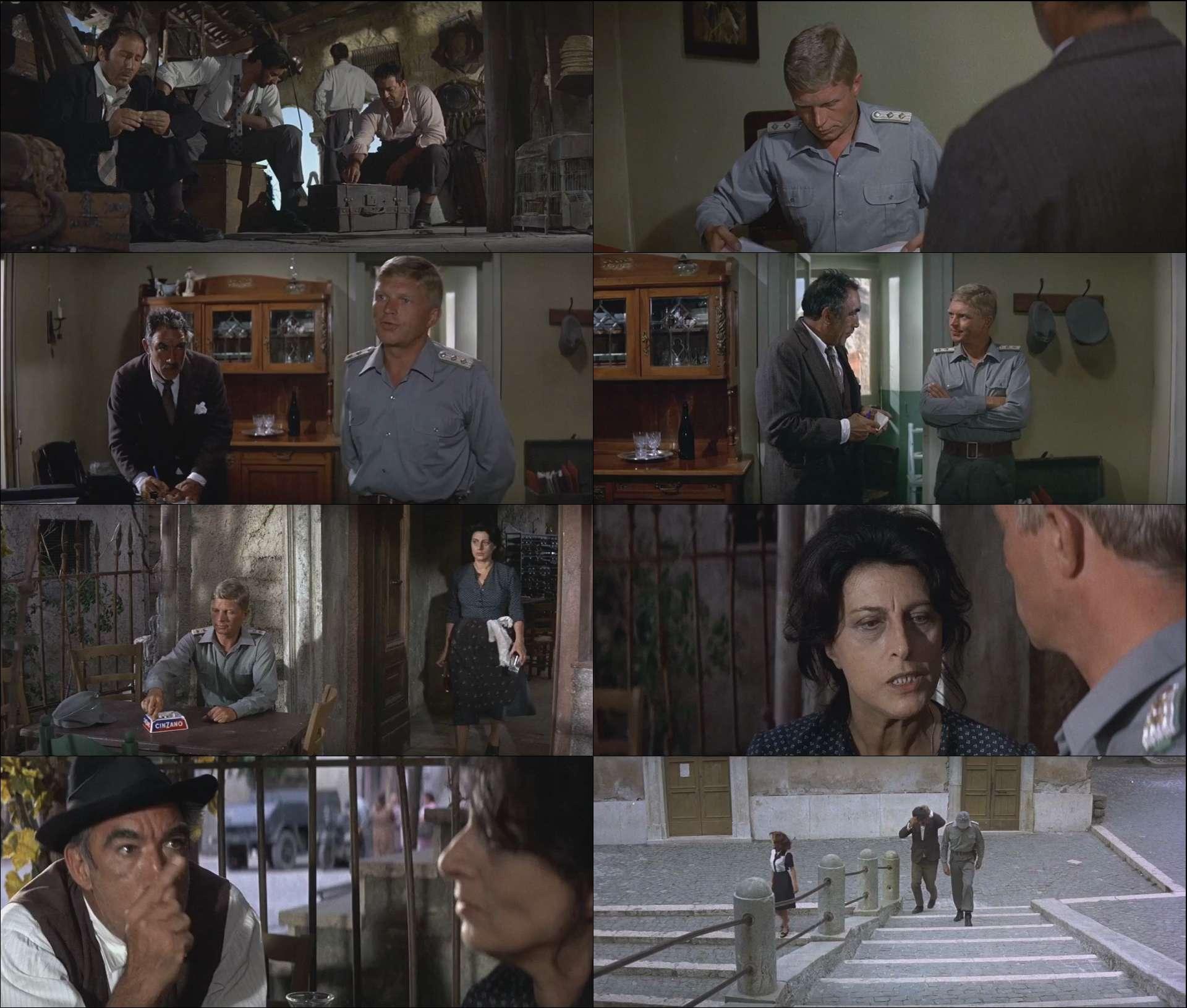 Kasabanın Sırrı - The Secret of Santa Vittoria (1969) türkçe dublaj film indir