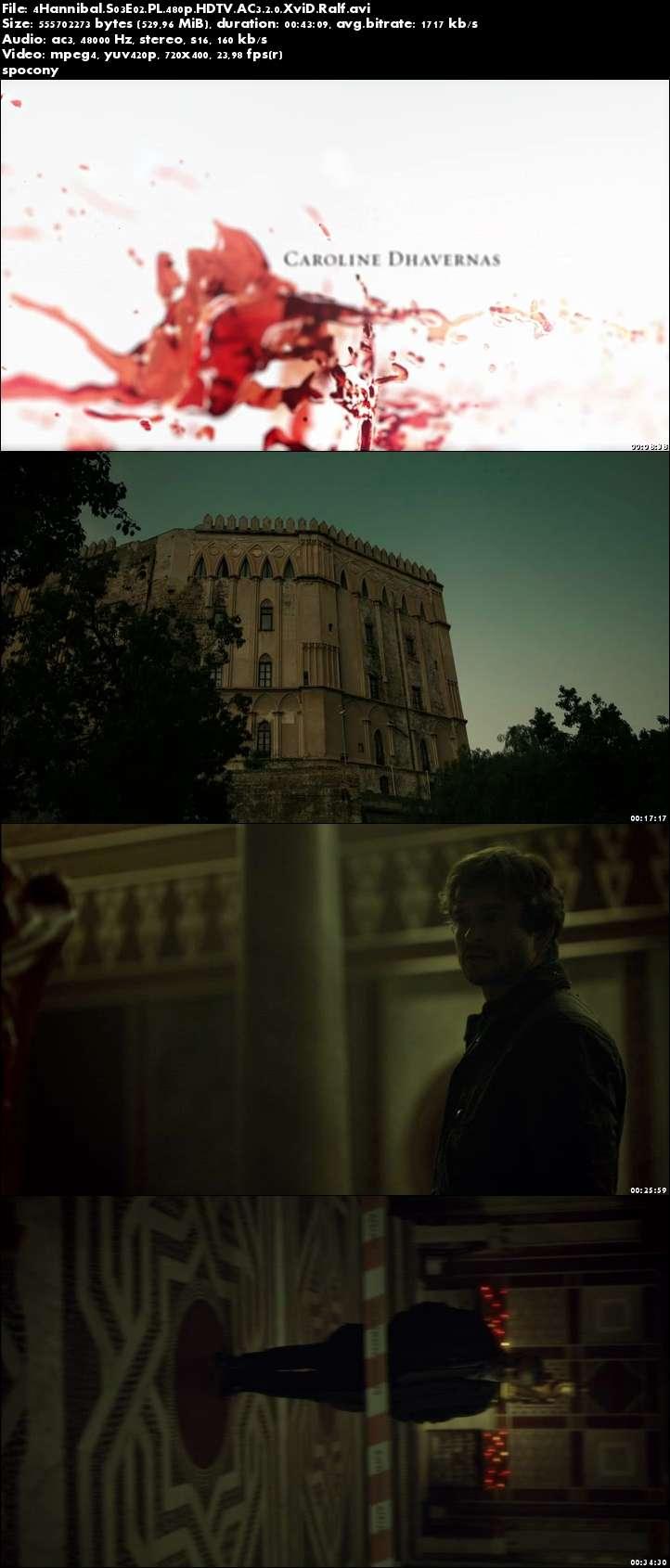 Hannibal (2015) {Sezon 3} (Pełen sezon) PL.480p.HDTV / PL.480p.WEB.DL.AC3.2.0.XviD.Ralf [Lektor PL]