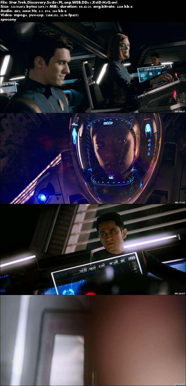 Star Trek: Discovery (2017) {Sezon1} (Pełen sezon) PL.480p.WEB.DD5.1.XviD-H3Q [Lektor PL]